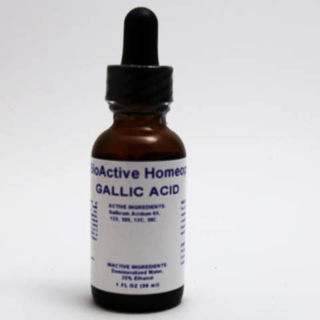 Picture of GALLIC ACID