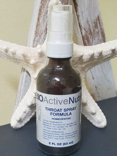 Picture of THROAT SPRAY (2 OZ.)