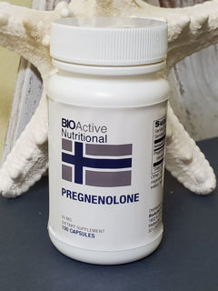 Picture of PREGNENOLONE 25 MG (100 CAP)
