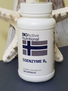 Picture of COENZYME B6 (100 veggie cap)