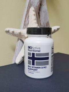 Picture of BIO VITAMIN D/K2 SUPPORT